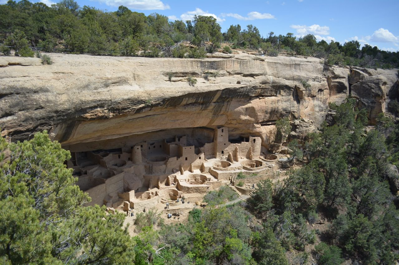 Witnessing Cliff Dwellings and Native American History